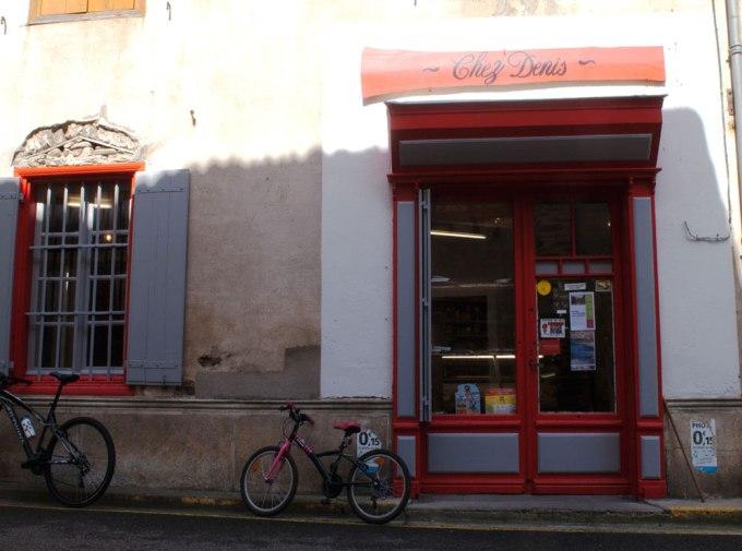 Les petites boutiques...
