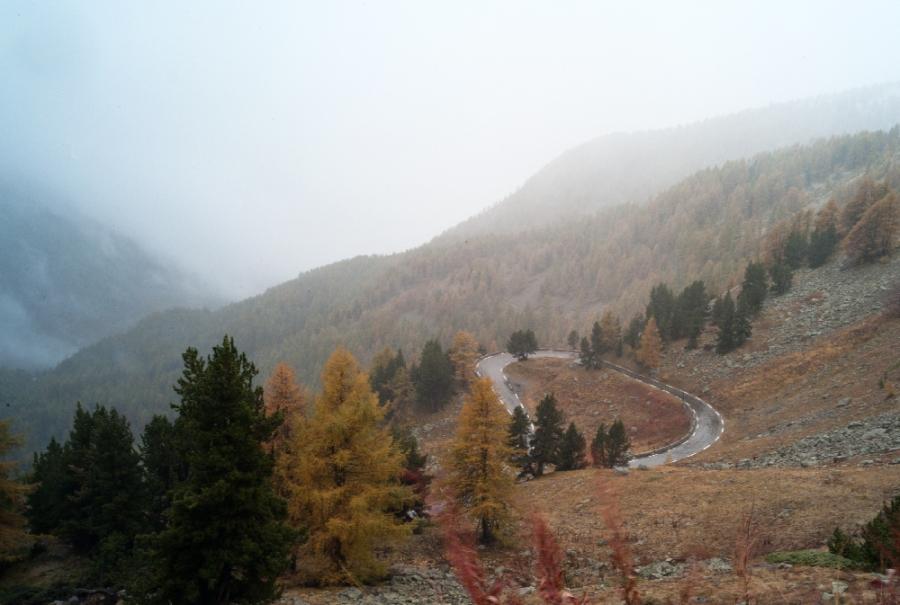 Routes des grandes Alpes