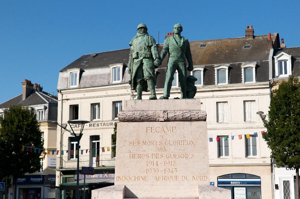 Monument-au-mort-Fecamp-