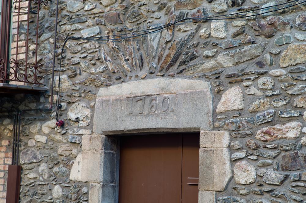 detail de façades anciennes